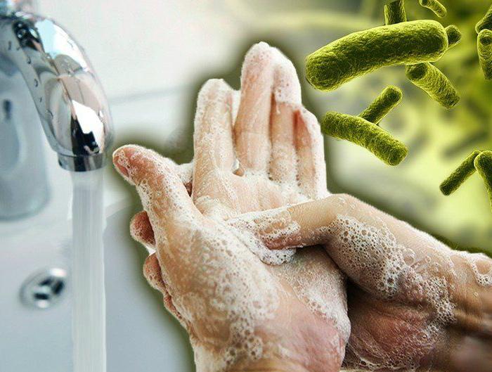 Принципы профилактики инфекционных болезней для защиты от возбудителя