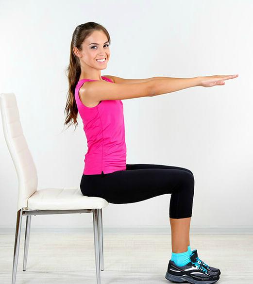 Пять простых упражнений после пневмонии