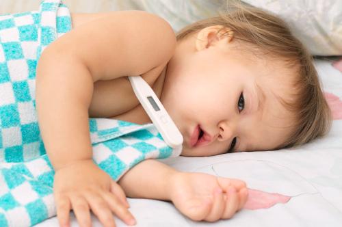 Не пропустите нейроинфекции у детей