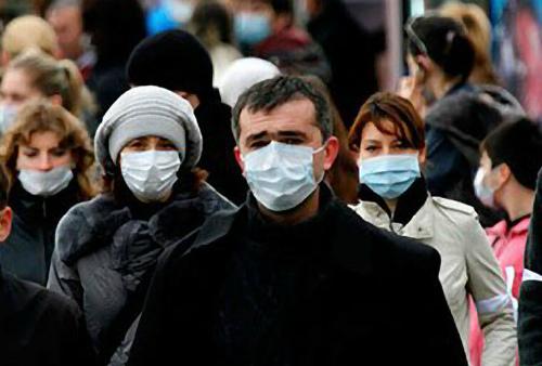 Запомните рекомендации по профилактике гриппа