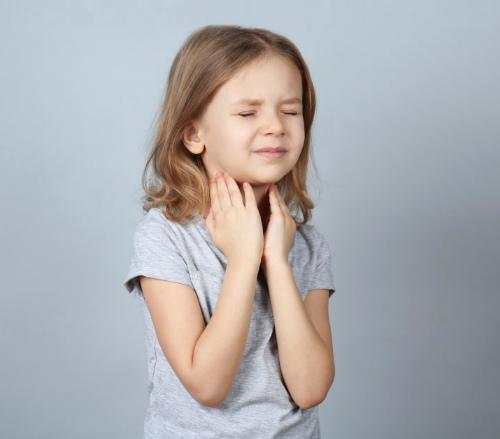 Тонзиллофарингит у детей это симптом разных болезней