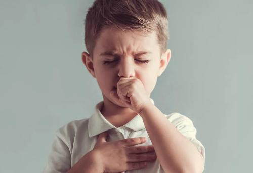 Если при ОРВИ у детей сухой кашель